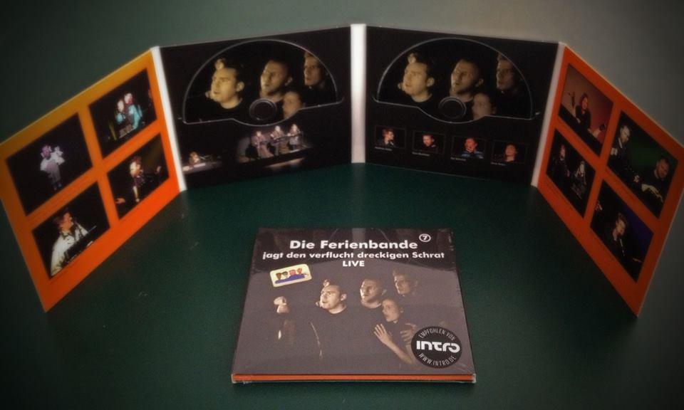 Endlich – die neue Ferienbande Live CD ist da!