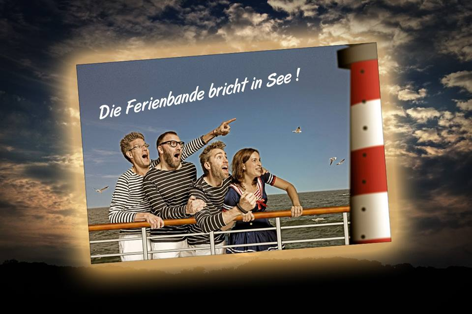Ferienbande on Tour – Neue Show